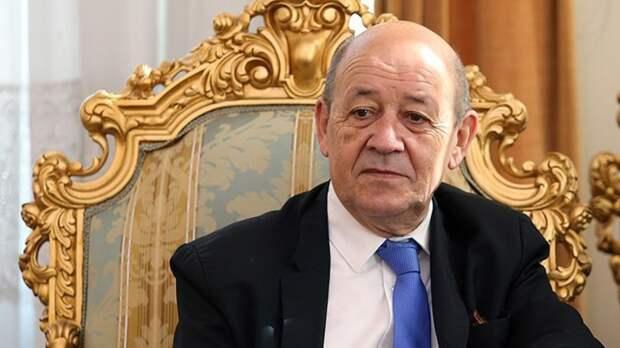 Глава МИД Франции анонсировал новые санкции ЕС против Белоруссии