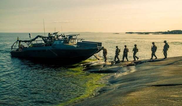 """Главнокомандующий ВВС Швеции заявил о возможности создать России """"военные проблемы"""""""