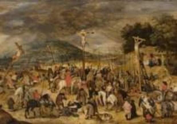 В Италии украли копию картины Брейгеля-младшего