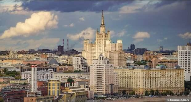В «Единой России» подвели итоги предварительного голосования в Москве. Фото: Е. Самарин
