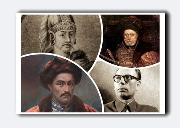 Четыре главных предателя в российской истории