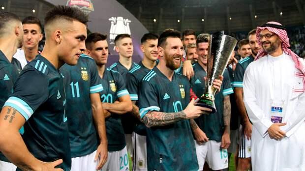 Аргентина иБразилия выясняли, чьи пенальти хуже. Месси незабил сточки, нодобыл кубок