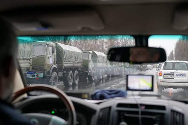Военный переворот в Луганске