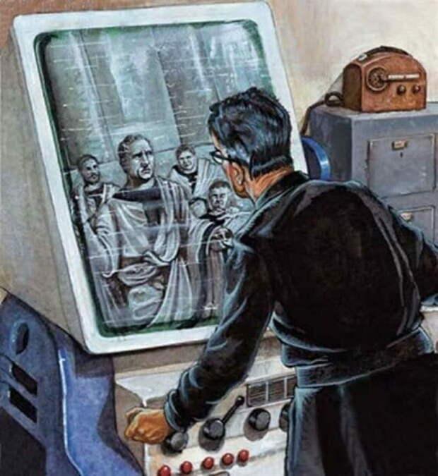 Хроновизор. Тайна машины времени Ватикана