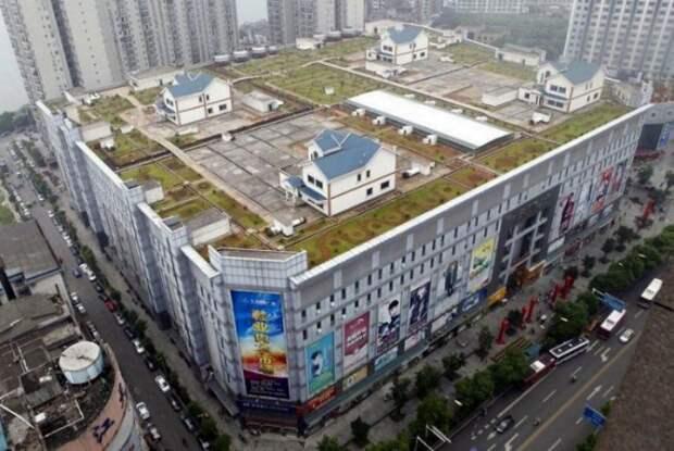 10. Двухэтажные коттеджи в Чжучжоу дом, интересное, подборка, факты