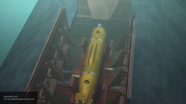 Sohu: авианосец США бежал из Средиземного моря от секретного оружия РФ