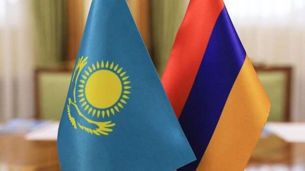 Экспорт казахстанских товаров в Армению вырос в 10 раз – МТИ