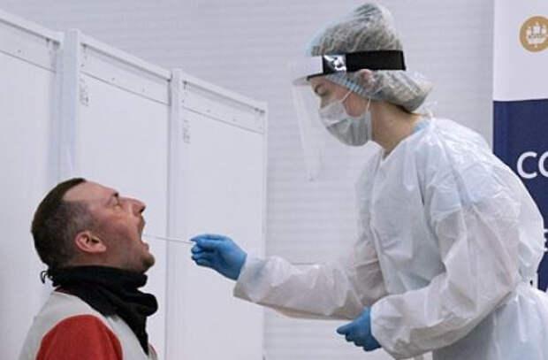Врач назвала «золотой стандарт» тестов на коронавирус
