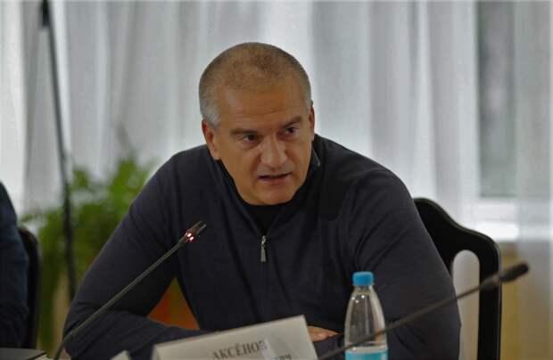 Аксенов проведет странное назначение в правительстве Крыма
