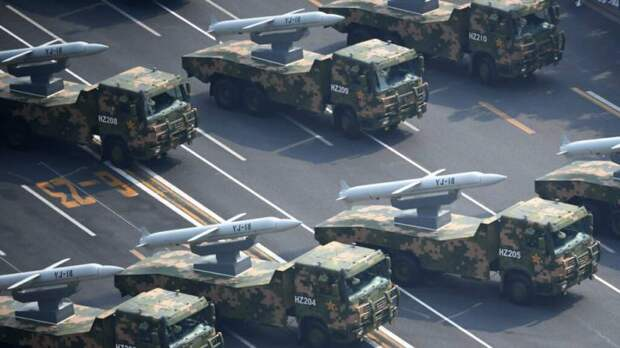 Семейство крылатых ракет «Инцзи-18»