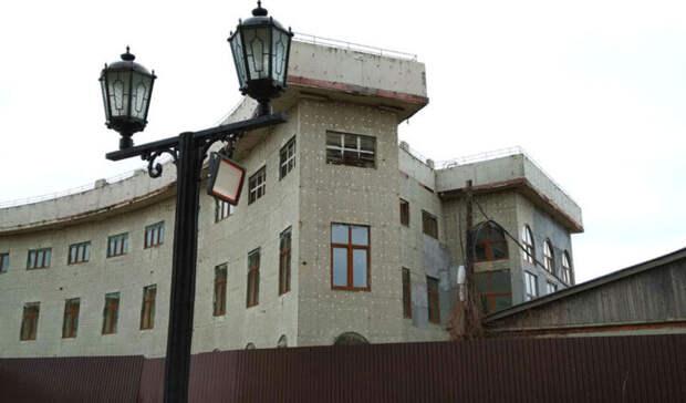 Так инедостроили: демонтаж конструкций Дома правительства начнут вНижнем Новгороде