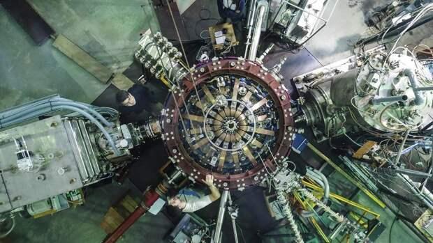 Ученые MIT разработали рекордно мощный магнит для термоядерного синтеза длиной 267 км