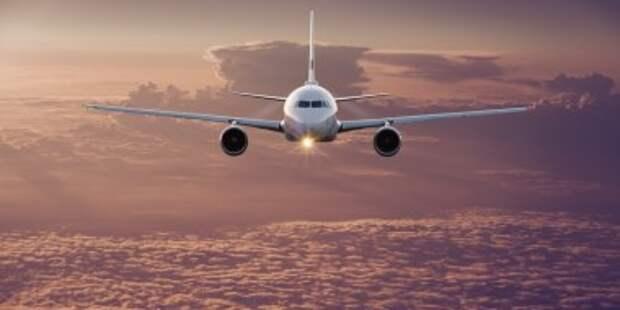Российские авиакомпании в июне сократили перевозки пассажиров на 77,4%