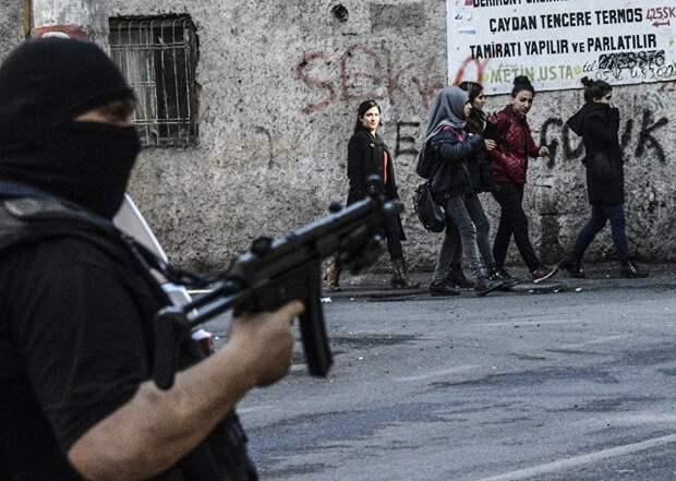 Турция поддерживает террористов ИГИЛ – что-то уже и не хочется там отдыхать