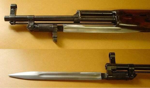 Армейский штык – самое совершенное холодное оружие 20 века