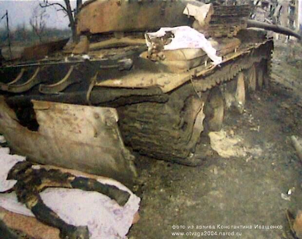 Штурм Грозного 1994/1995