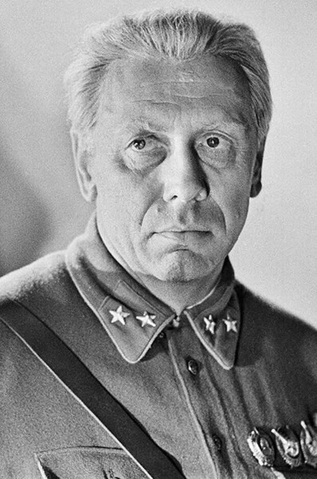 Советские артисты, прошедшие войну