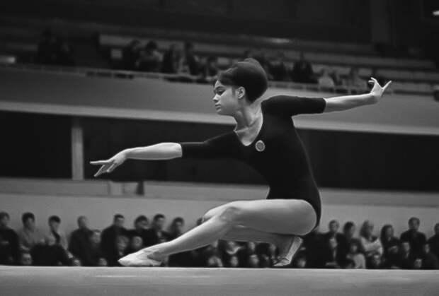 Воронина на Кубке СССР в Ленинграде