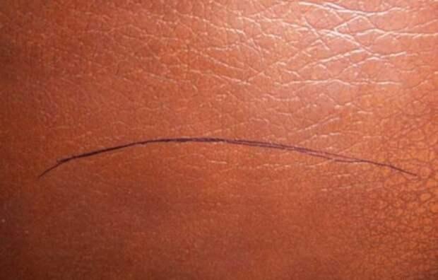 Вывести чернильные следы сложно, но возможно / Фото: w2w.com.ua