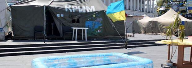 Бежавший из Крыма Казарин отвел на «возвращение» полуострова год-два