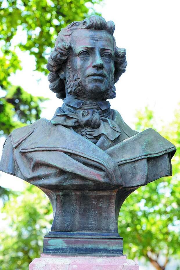 Александр Сергеевич Пушкин (1799–1837)
