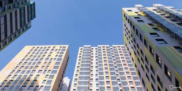 На Складочной завершилось строительство нового жилого комплекса