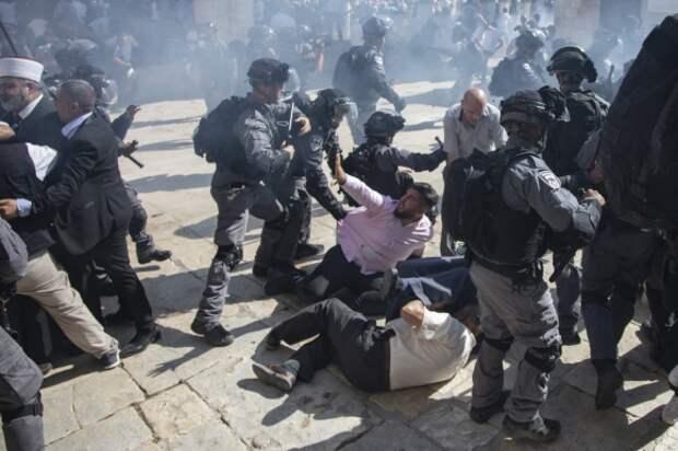 В Израиле противостояние арабов и евреев нарастает