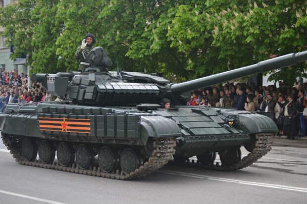 Киев обвинил ДНР в обстреле позиций украинских военных из танков