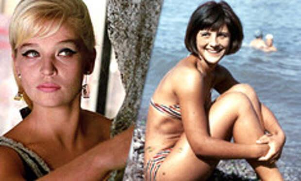 Светлана Светличная и другие секс-символы советского кино