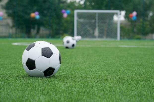 Во дворе на Дмитровке вновь можно играть в футбол