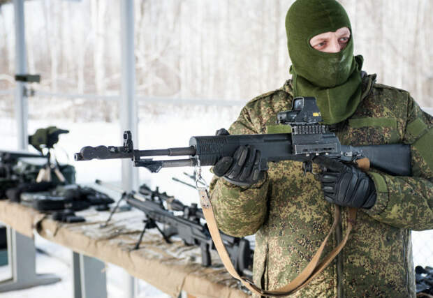 5 неизвестных автоматов Российской армии
