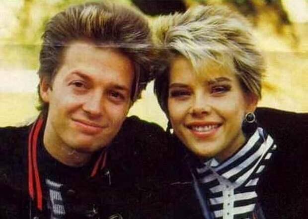 Певица с мужем | Фото: biographe.ru