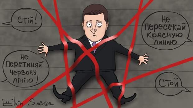 Бандеровцы требуют встречи с Зеленским накануне его визита в США – «пан Владимир недостаточно антироссийский»