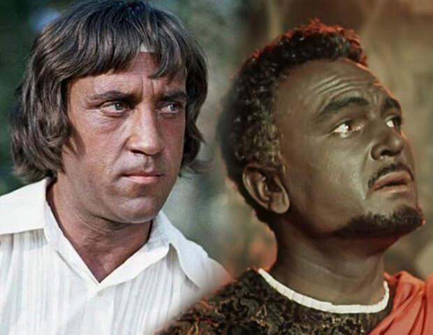 Непохожий на тебя, непохожий на меня: самые знаменитые темнокожие герои советского кино