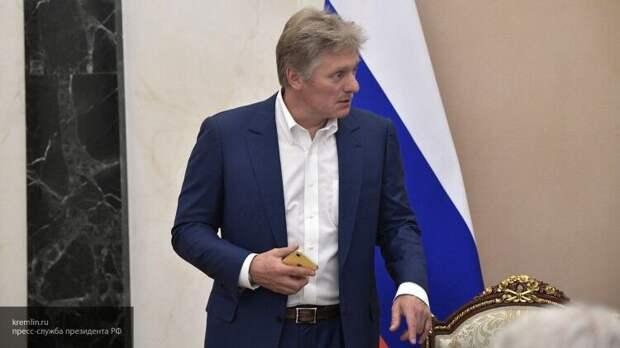 Песков напомнил о праве губернаторов РФ выбирать место лечения