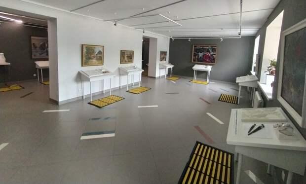 Экспонаты трогать разрешается: вАрхангельске откроется тифловыставка «Чувство живописи»