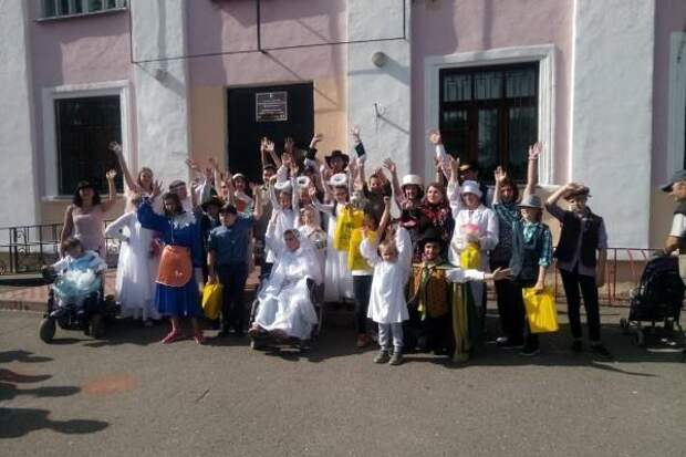 В Данилове отпраздновали День города