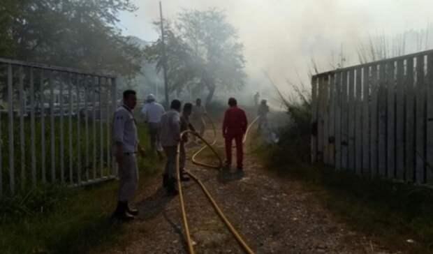 Поменьшей мере пять человек получили ранения при взрыве трубопровода Pemex вМексике