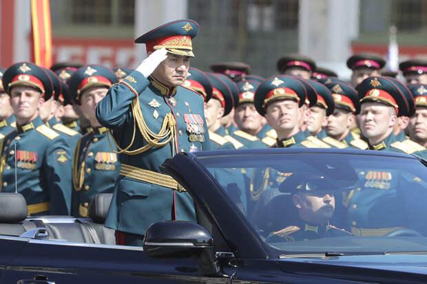 Шойгу анонсировал ответ России на действия НАТО