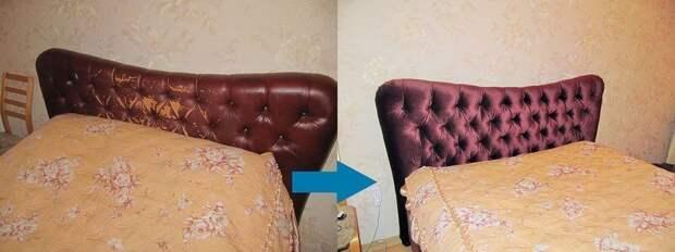 Реставрация кровати: способ вернуть первоначальный вид