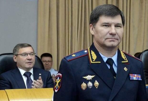 Генерала Алтынова освободили из-под домашнего ареста. Онможет уехать заграницу