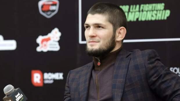 Кадыров назвал Нурмагомедова проектом UFC