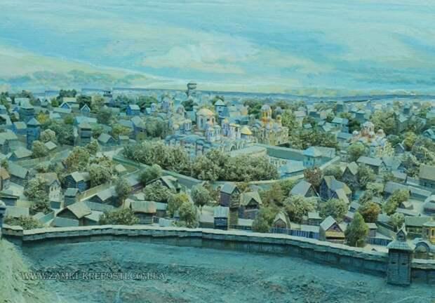Диорама Древнего Киева