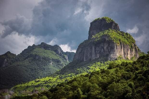 Три загадки Кавказа