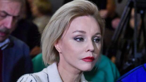 Марина Зудина хотела бы вырезать фрагменты шоу Максима Галкина со своим участием