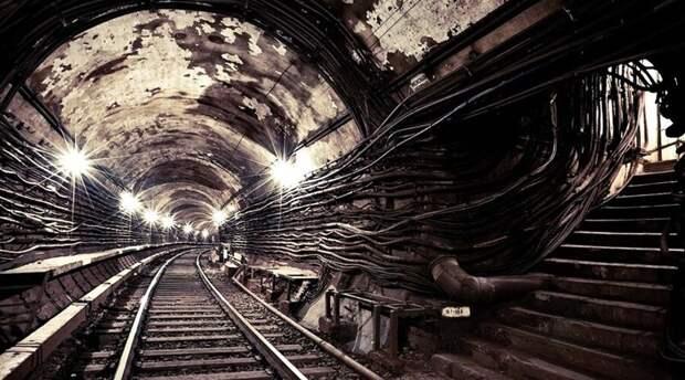 Куда ведут секретные тоннели метро под Москвой?