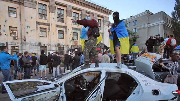 Россия впервые подала жалобу в ЕСПЧ против Украины