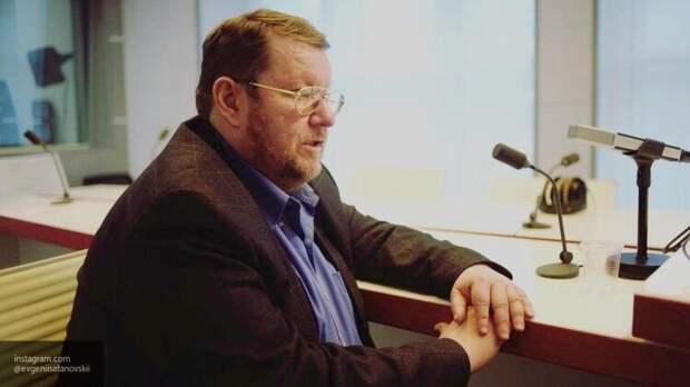 Сатановский объяснил, что скрывается за провокационной речью Зеленского о Крыме