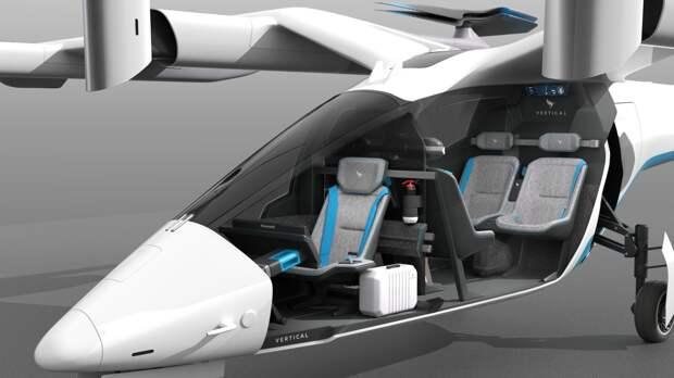 Vertical Aerospace показала eTVTOL, полет на котором будут не дороже Uber-а