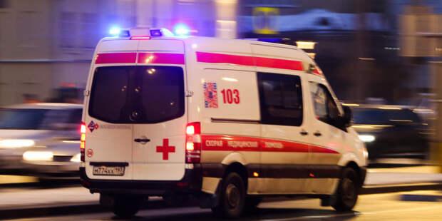 Солист Мариинки упал с самоката и потерял сознание, пытаясь объехать пешехода